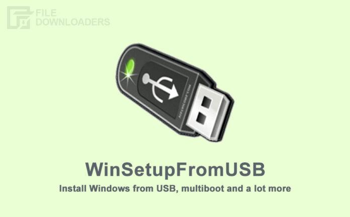 WinSetupFromUSB Latest Version