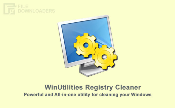 WinUtilities Registry Cleaner Latest Version