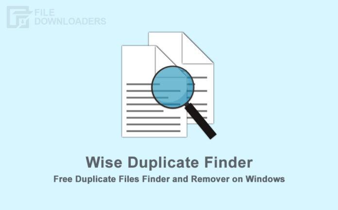 Wise Duplicate Finder Latest Version