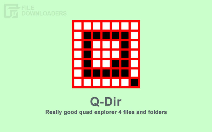 Q-Dir for Windows