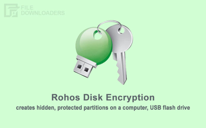 Rohos Disk Encryption Latest Version