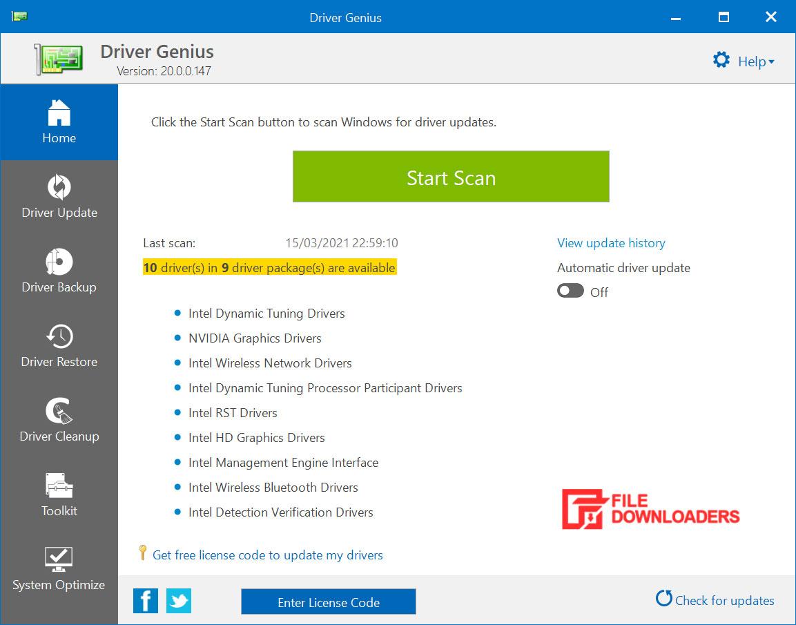 Driver Genius for Windows
